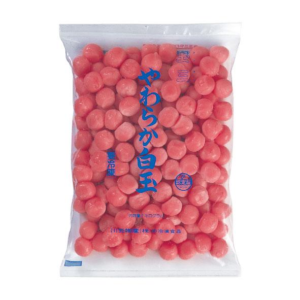 玉三 冷凍やわらか白玉(赤)1kg