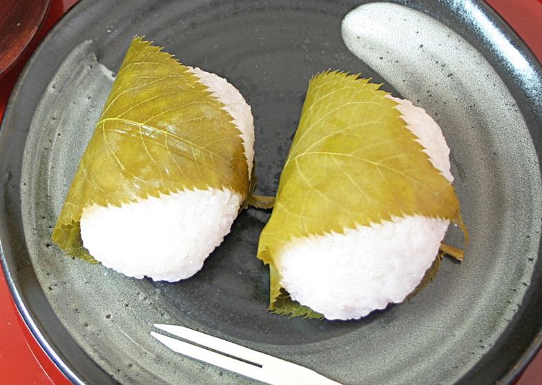 道明寺桜餅(関西風)