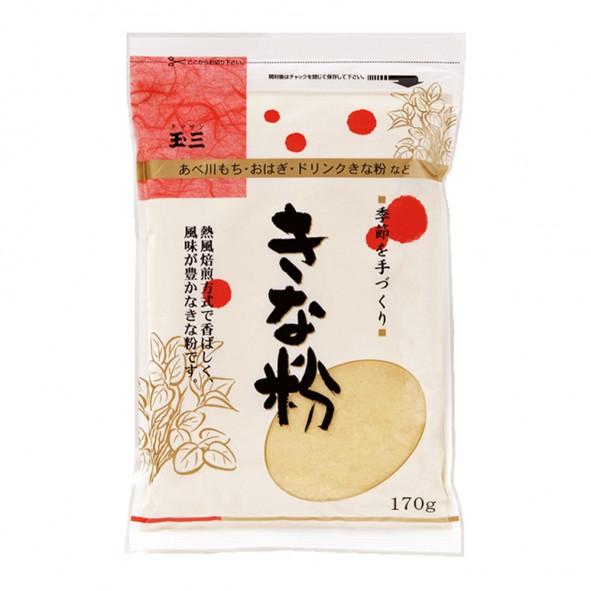 玉三 季節を手作り きな粉170g